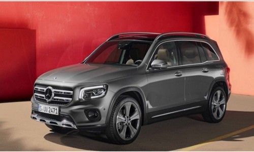 Mercedes GLB Lease UK release