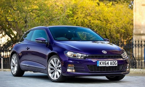 Volkswagen Scirocco Leasing - Any Car Online