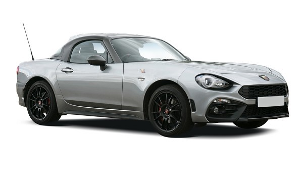 Abarth 124 Spider Roadster Special Edition 1.4 T MultiAir GT 2dr Auto