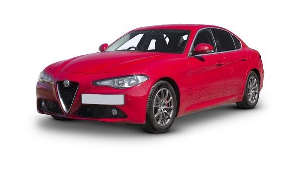 Alfa Romeo Giulia Saloon 2.0 TB 280 Veloce Ti 4dr Auto