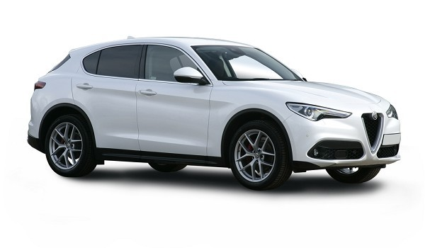 Alfa Romeo Stelvio Estate 2.0 Turbo 200 Super 5dr Auto