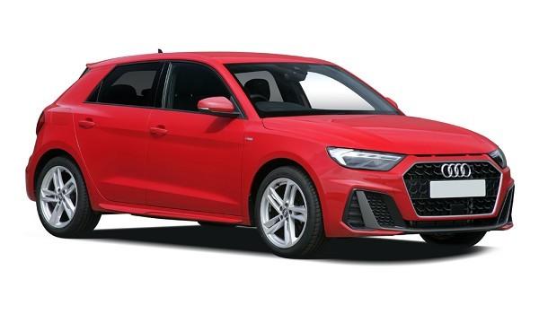 Audi A1 Sportback 40 TFSI S Line Competition 5dr S Tronic [Tech]