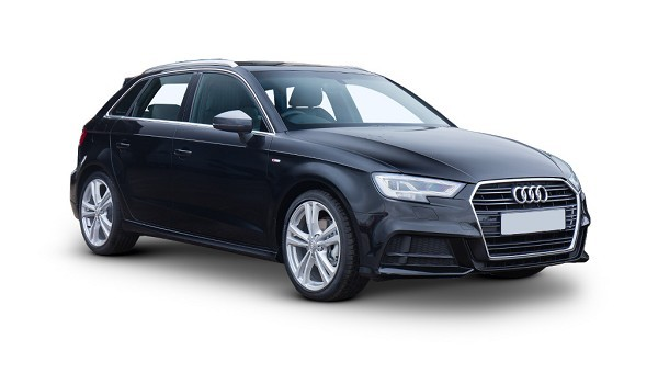 Audi A3 Sportback 35 TDI Black Edition 5dr S Tronic [Tech Pack]