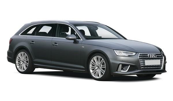 Audi A4 Avant 40 TDI Quattro S Line 5dr S Tronic [Comfort+Sound]