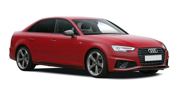 Audi A4 Saloon S4 TDI Quattro Black Edition 4dr Tiptronic