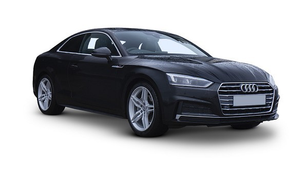 Audi A5 Coupe 40 TDI Black Edition 2dr S Tronic [Tech Pack]