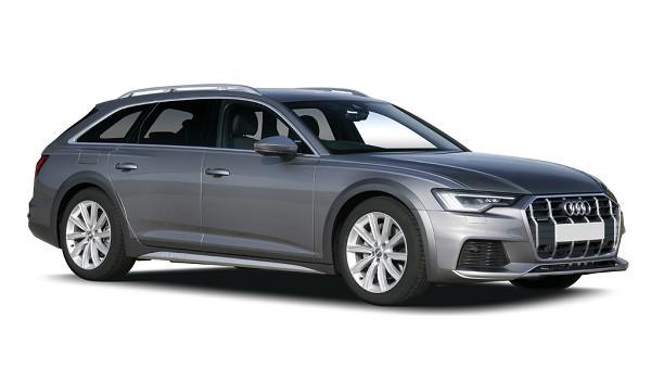 Audi A6 Allroad Estate 50 TDI Quattro Sport 5dr Tip Auto [Tech]