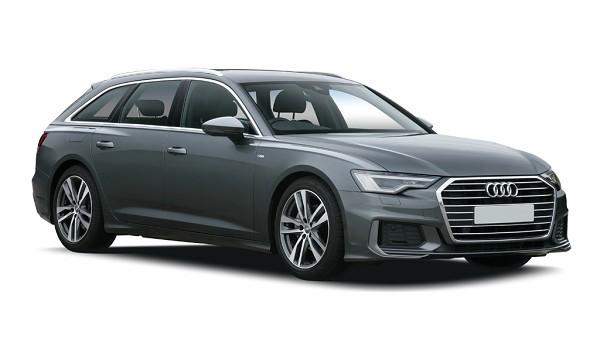 Audi A6 Avant 40 TDI Black Edition 5dr S Tronic [Tech Pack]