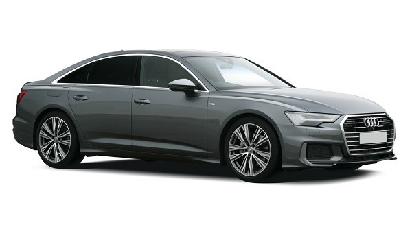 Audi A6 Saloon 45 TFSI Quattro Black Edition 4dr S Tronic