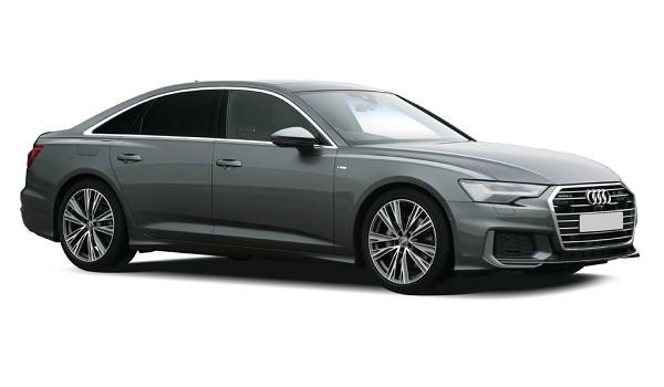 Audi A6 Saloon 50 TDI Quattro Black Edition 4dr Tip Auto [Tech]