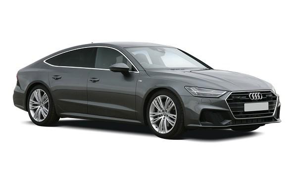 Audi A7 Sportback 50 TDI Quattro Black Edition 5dr Tip Auto [C+S]