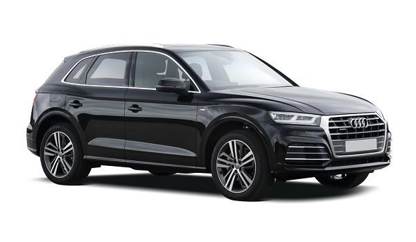 Audi Q5 Estate 40 TDI Quattro Black Edition 5dr S Tronic