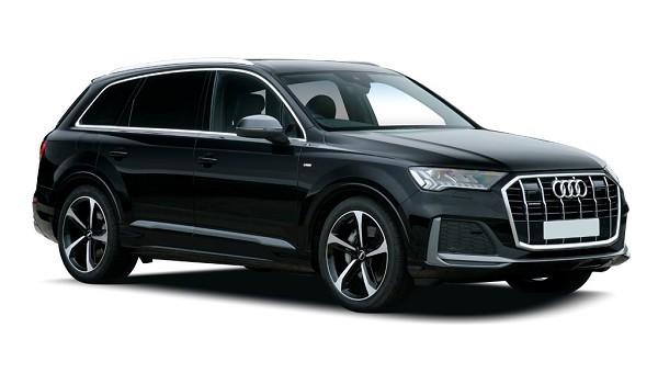 Audi Q7 Estate 45 TDI Quattro Black Edition 5dr Tiptronic