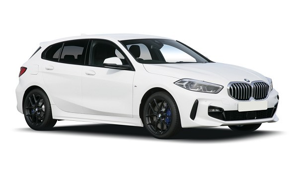 BMW 1 Series Hatchback 118d M Sport 5dr Step Auto [Tech 1/Plus Pack]