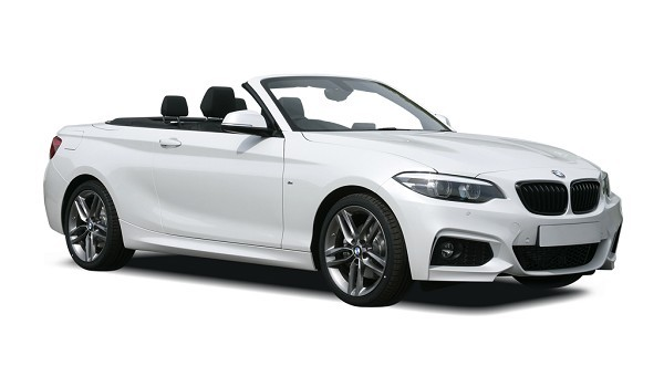 BMW 2 Series Convertible 220d M Sport 2dr [Nav] Step Auto