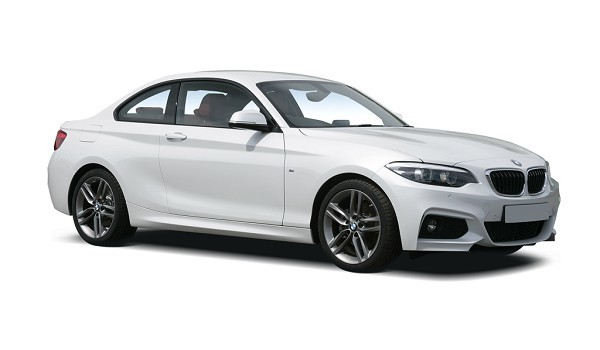 BMW 2 Series Coupe 220d M Sport 2dr [Nav]