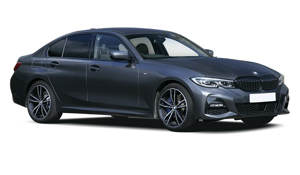 BMW 3 Series Saloon 330d M Sport 4dr Step Auto