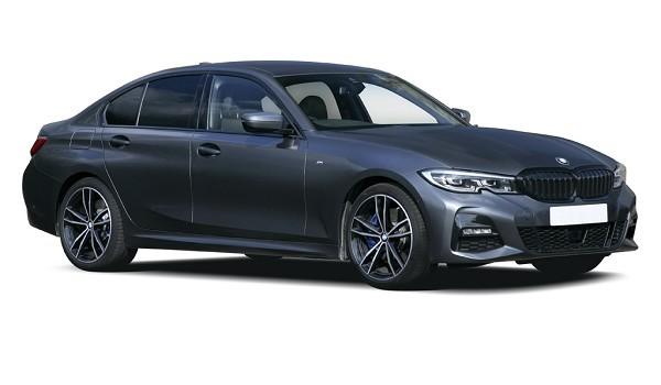 BMW 3 Series Saloon 330d M Sport 4dr Step Auto