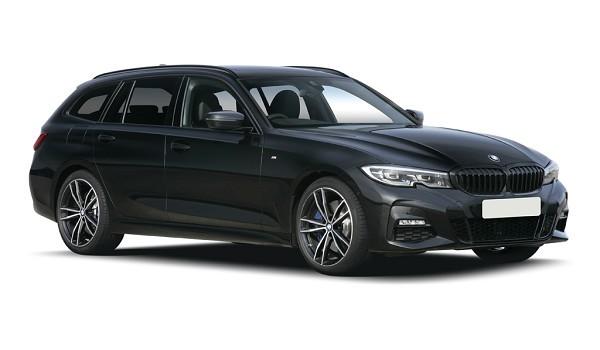 BMW 3 Series Touring 320d M Sport 5dr Step Auto [Tech Pack]