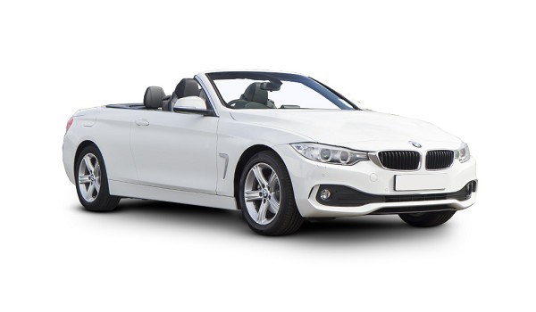 BMW 4 Series Convertible 430d M Sport 2dr Auto [Professional Media]
