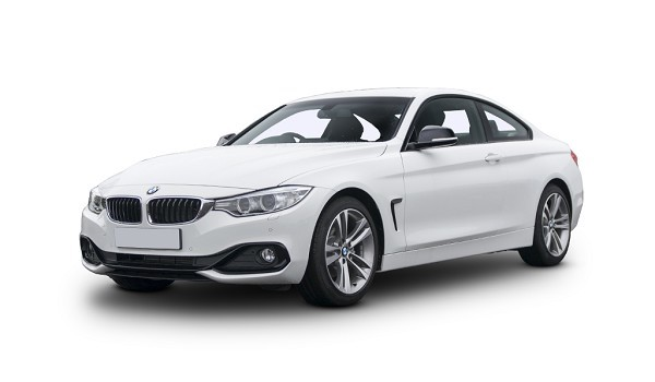 BMW 4 Series Coupe 420d [190] xDrive M Sport 2dr Auto [Prof Media]