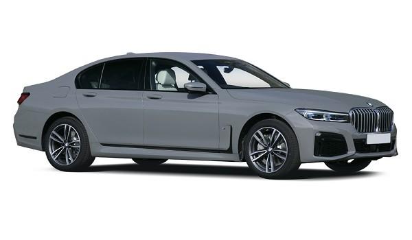 BMW 7 Series Saloon 740Li M Sport 4dr Auto [Ultimate Pack]
