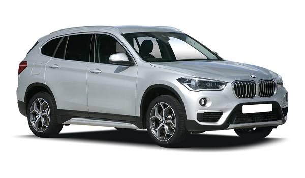 BMW X1 Estate xDrive 18d xLine 5dr Step Auto