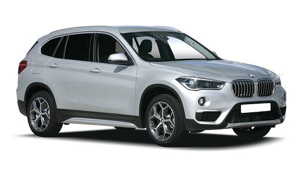 BMW X1 Estate xDrive 20d xLine 5dr Step Auto