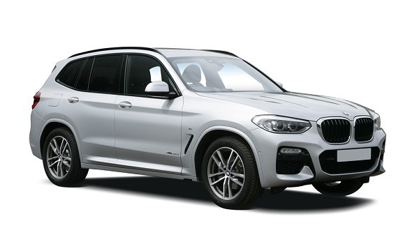 BMW X3 Estate xDrive20d xLine 5dr Step Auto