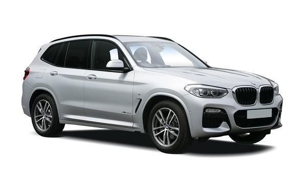 BMW X3 Estate xDrive30d M Sport 5dr Step Auto [Tech/Plus Pack]