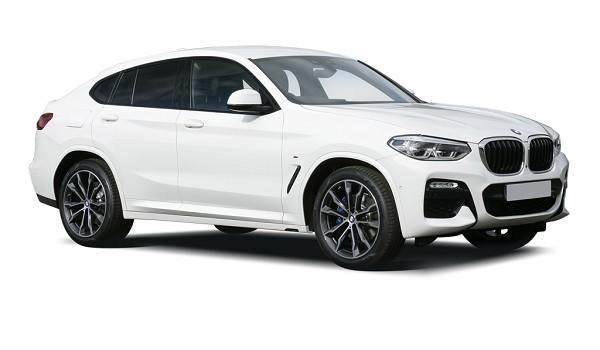 BMW X4 Estate xDrive20d M Sport 5dr Step Auto [Plus Pack]