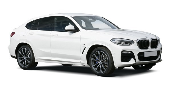 BMW X4 Estate xDrive30d M Sport 5dr Step Auto [Plus Pack]