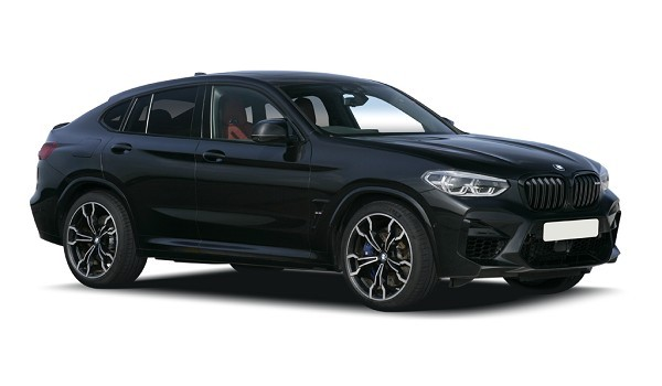 BMW X4 M Estate xDrive X4 M Competition 5dr Step Auto