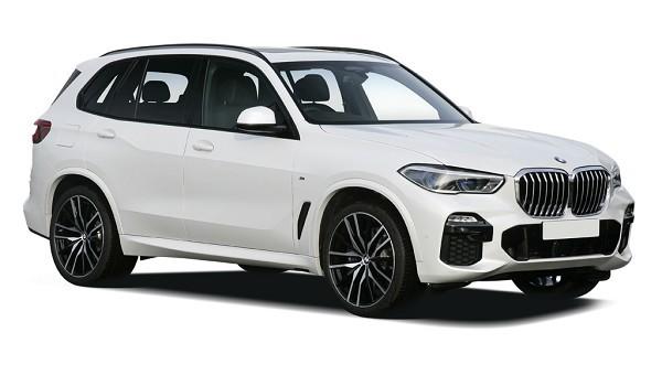 BMW X5 Estate xDrive M50d 5dr Auto [7 Seat]