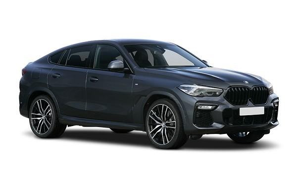 BMW X6 Estate xDrive30d M Sport 5dr Step Auto [Plus Pack]