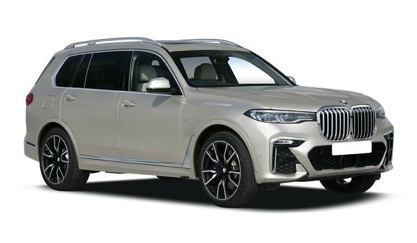 BMW X7 Estate xDrive30d 5dr Step Auto