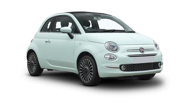 Fiat 500 500C Convertible 1.2 Lounge 2dr