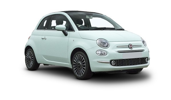 Fiat 500 500C Convertible Special Editions 1.2 120th Anniversary 2dr Dualogic