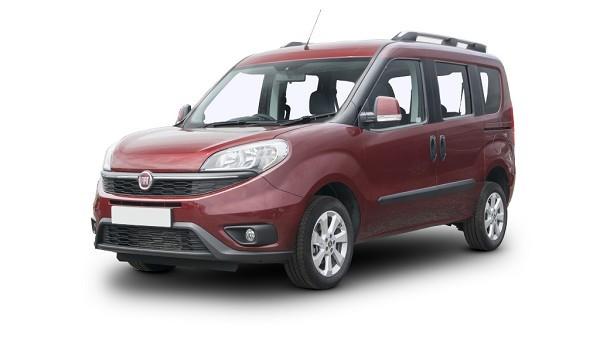 Fiat Doblo Estate 1.6 Multijet 120 Trekking [Family Pack] 5dr