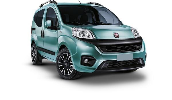 Fiat Qubo Estate 1.4 8V Lounge 5dr