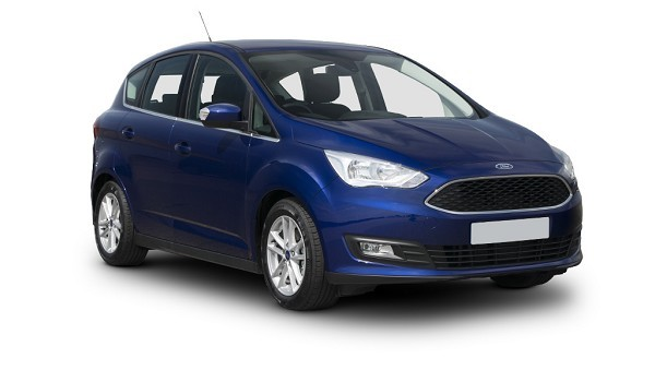 Ford C-Max Estate 1.5 EcoBoost Titanium X Nav 5dr Powershift