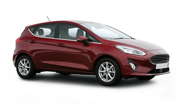 Ford Fiesta Hatchback 1.0 EcoBoost Active 1 5dr Auto