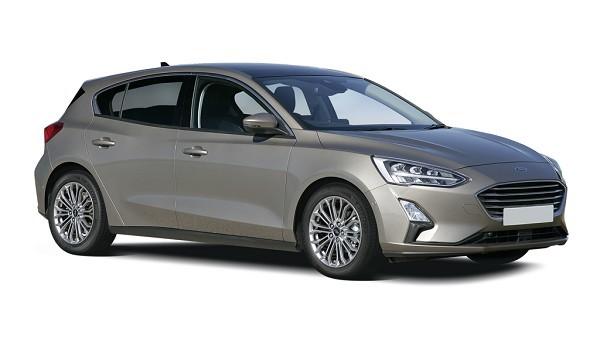 Ford Focus Hatchback 1.0 EcoBoost 125 Titanium X 5dr