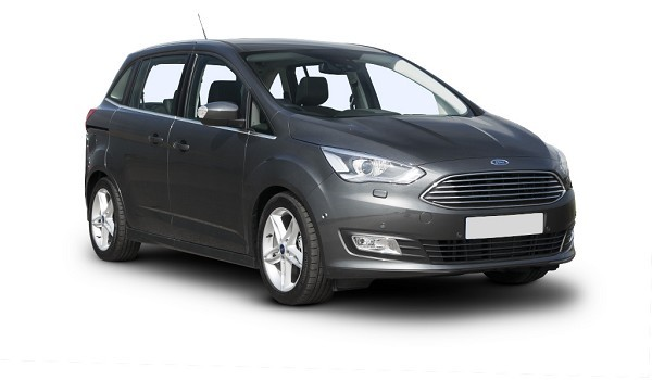 Ford Grand C-Max Estate 1.0 EcoBoost Zetec 5dr