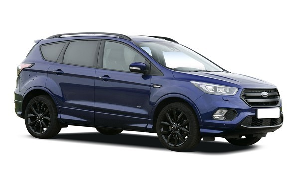 Ford Kuga Estate 2.0 TDCi 180 ST-Line Edition 5dr