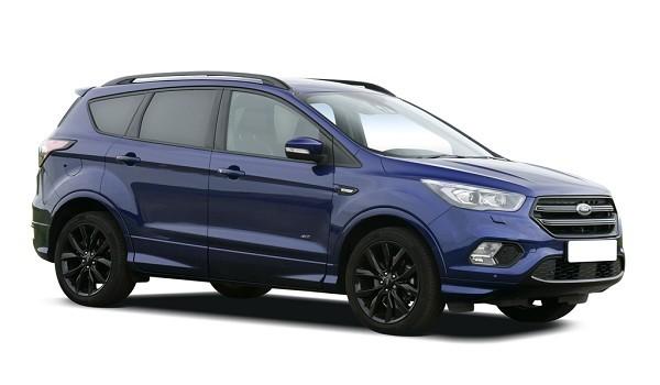 Ford Kuga Estate 2.0 TDCi 180 Titanium X Edition 5dr Auto