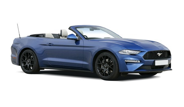 Ford Mustang Convertible Special Editions 5.0 V8 55 Edition 2dr