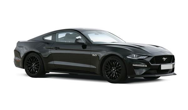 Ford Mustang Fastback 5.0 V8 Bullitt 2dr