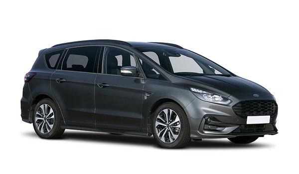 Ford S-Max Estate 2.0 EcoBlue Titanium [Lux Pack] 5dr
