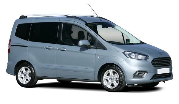 Ford Tourneo Courier Estate 1.0 EcoBoost Titanium 5dr